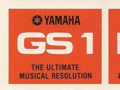 Vintage Synthesizer Ads » ISO50 Blog – The Blog of Scott Hansen (Tycho / ISO50) #synthesizer #advertising #vintage #yamaha #music
