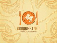 OGOURMET.NET #marca #brand #branding