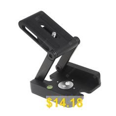 Z-shaped #Folding #Camera #Stand #- #BLACK