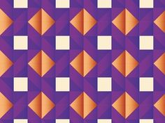 Dribbble - Detail of a tile by Ana Types Type #tiles #color #patterns #gradients