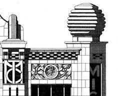 Art / Design / Fashion / Photography #white #black #illustration #architecture #and