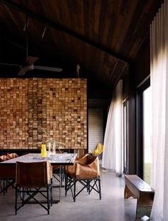 desire to inspire - desiretoinspire.net #interior #wood #design #dark