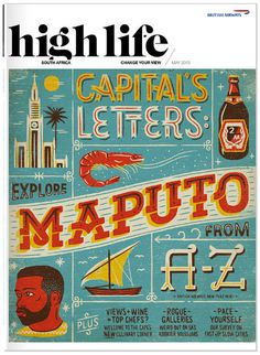 StudioMuti_HighlifeSA_03 #maputo #lettering #red