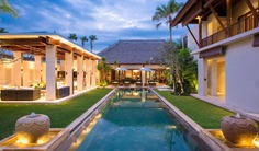 Villa 3320 is ideally situated for soaking up the mixed vibe of Seminyak, with a glamorous location right in the heart of Bali's Oberoi district, just 300m from the beach, and a stone's throw from fabulous restaurants, bars and clubs. Book Now.