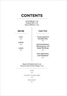 "Isaac Tobin ""The Italian Way"" #contents #book"