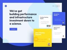 Building Analytics Website