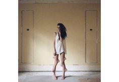 Self Help: Fine Art Self Portrait iPhoneography by Carolyn Mara Borlenghi