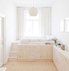 Studio OINK #bed #interior