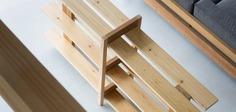 Tripodal Shelf by Studio Adjective