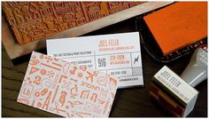 Joel Felix Business Card - FPO: For Print Only
