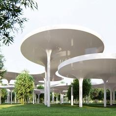 Striking Architecture Photography by Roman Vlasov