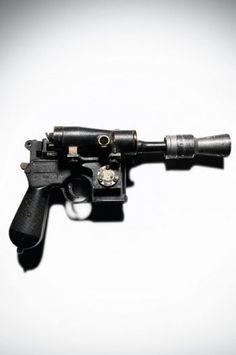 newhybridkilla #solo #gun #han #wars #blaster #star