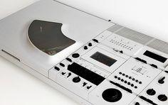 Wega Concept 51K #design #wega #product #esslinger #hartmut