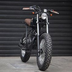 Overbold Moto Co #scrambler #moto