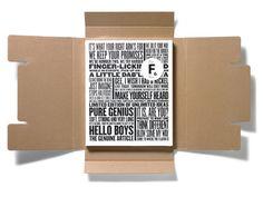 Futu Magazine Matt Willey #box #print #magazine
