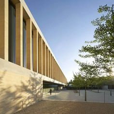Dezeen » Blog Archive » Sainsbury Laboratory by Stanton Williams #architecture