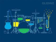 Glennz Tee - Fubiz™ #illustration