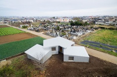 Roofs and Windows by Miya Akiko Architecture Atelier