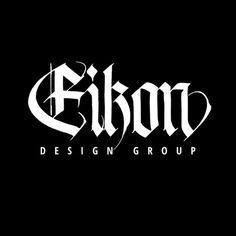Eikon Design Group #truck #calligraphy #steve #lettering #business #guide #design #gothic #czajka #identity #manual #signs #logo #letterhead #cards