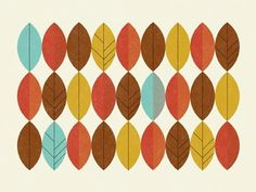 leaves.jpg (JPEG Image, 400 × 300 pixels) #design #graphic #leafs