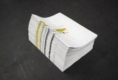 Atelier Müesli – Design graphique #print #zine