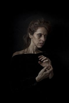 Black by Joanne Leah #inspiration #photography #portrait