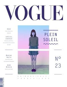 Full Sun Topic for VOGUE Magazine