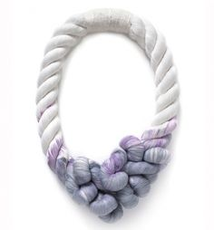 New Necklaces by ROLU and Tanya Aguiñiga – Sight Unseen #fashion #necklace