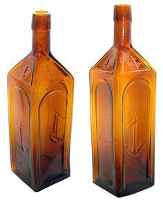 bottle, branding