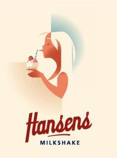 Hansen's #mads #illustraton #berg
