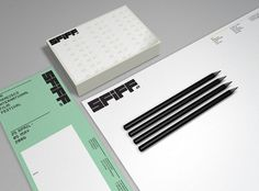 Method | September Industry #cards #identity #collateral #pencils