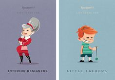 KRINGLE CHARACTERS - Jimmy Gleeson Design #character #illustration #human