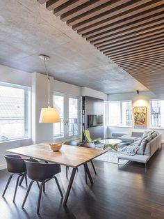Bresoles Apartment by Natalie Dionne Architecture