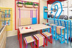 retoque digital Carlos Huecas Arredondo #interior #design #restaurant