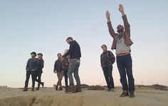 BLOG_ - Seaweed & Gravel #desert #group #friends