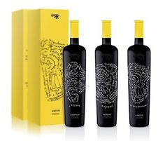TheDieline.com #packaging #wine