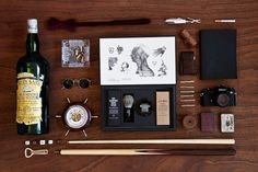 The Shutter Pirates #design #grooming