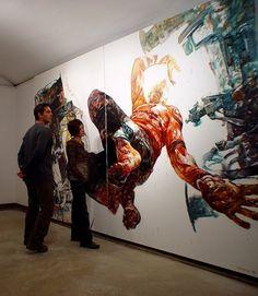 dan voinea - gallery #painting #gallery #figure
