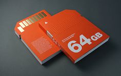 64GB British Graphic Design Showcase #british #victionary #design #book #64gb #foil