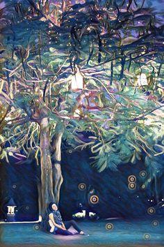 #magic#tree#editorial#beautiful
