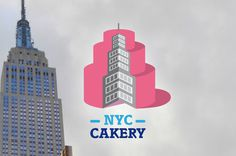 Project: LogotypenClient: NYC CakerynWebsite: http://nyccakery.com/nCountry: USAnYear: 2013 #logo #nyc