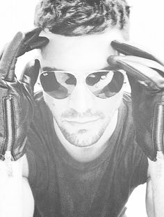portrait #glasses #white #potrait #black #male