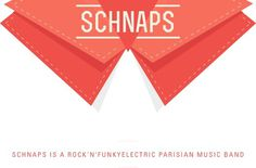 SCHNAPS on Behance #brand #ui