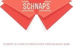 SCHNAPS on Behance #brand #ui
