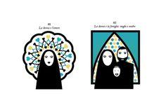 Tesi di laurea / 2011 on the Behance Network #icon #iran