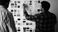 Sivert Høyem - Website and Visual Identity on Behance