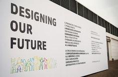Designing our future 01 | Flickr – Condivisione di foto! #installation #design #research #wall #cibicworkshop #social