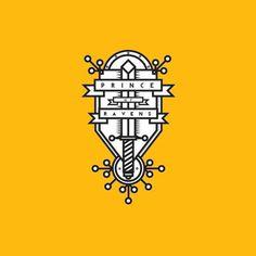 Prince of Ravens - Logo