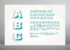 Lettering 0 #lettering #3d