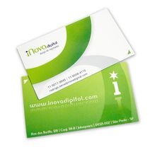 Business Card iNovaDigital #card #business
